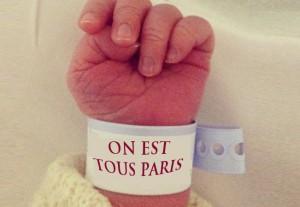 """Virus """"On est tous Paris"""""""