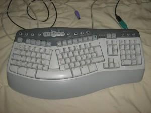 Fin du clavier AZERTY
