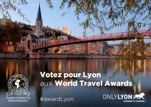 Lyon tourisme - voter pour Lyon